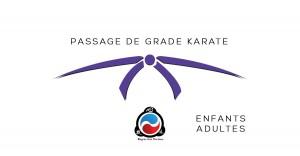 passage grade karate