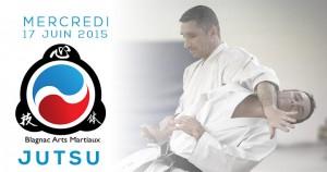 cours jutsu avec Lionel Froidure à Blagnac