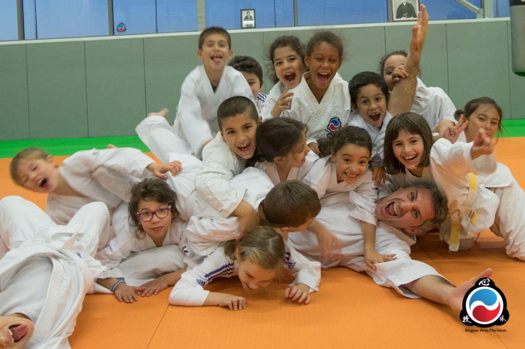 Blagnac karate enfant 6-13 ans