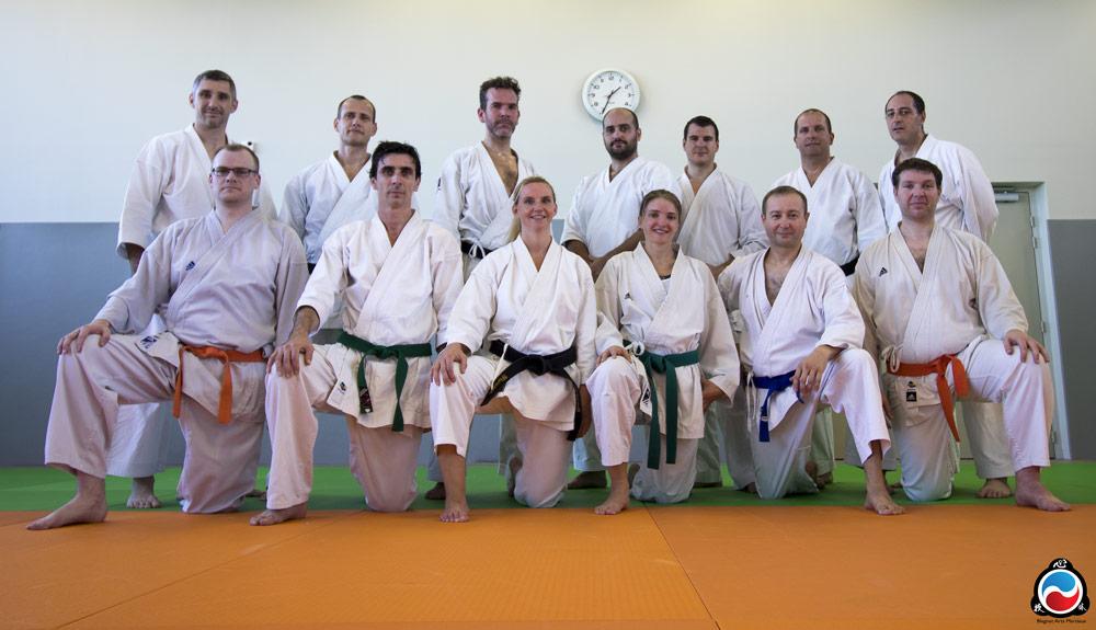 cours karate blagnac midi