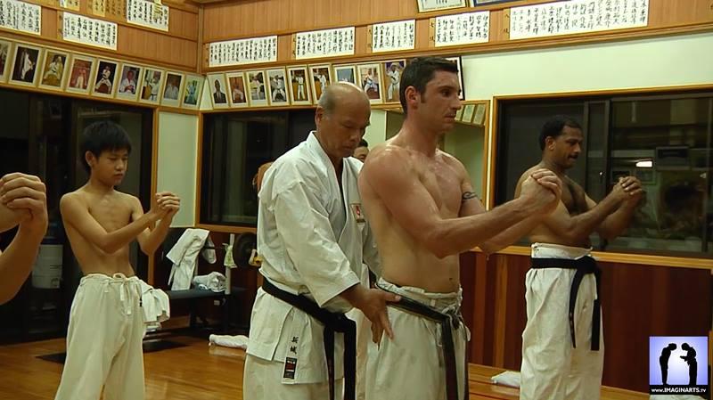 lionel okinawa karate