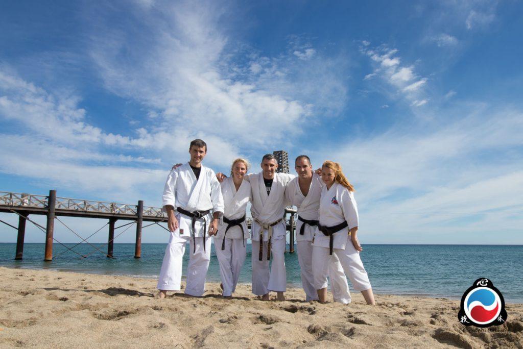 Karate Barcares Lionel Froidure
