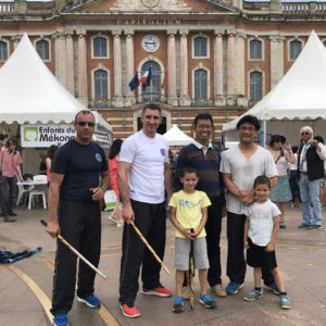 arnis kali capitole toulouse 2018