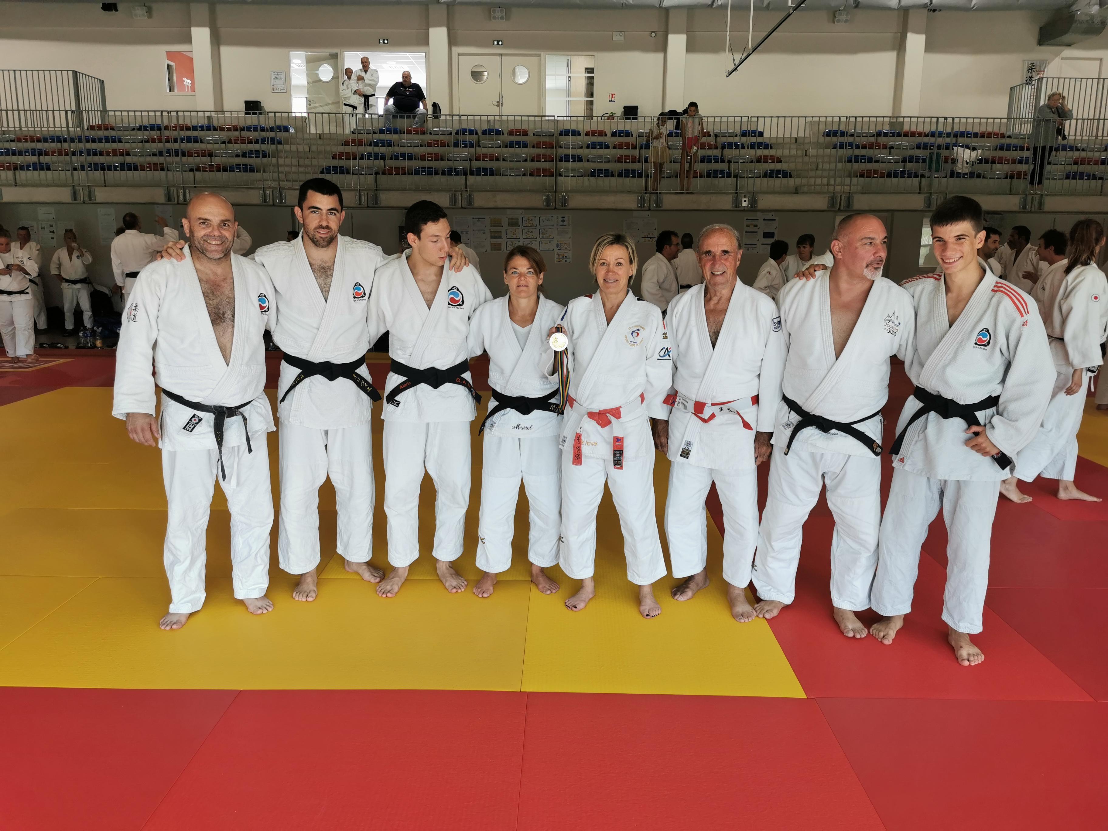Calendrier Judo Occitanie.Stage Rentree Enseignants Blagnac Arts Martiaux