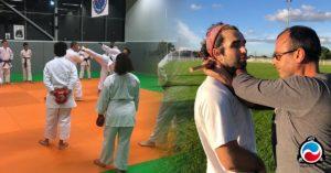 karate et kali à Blagnac